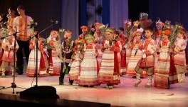 Усладики, Народные песни