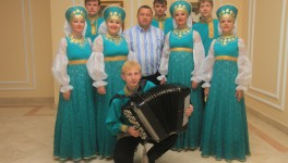 Услада и Александр Ветров