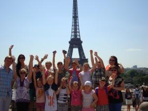 Услада в Париже
