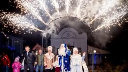Дед Мороз в Суздале