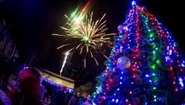 Новогодняя ночь 2014