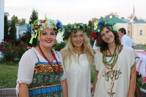 Отдых в Пушкарской слободе