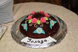 Торт для Услады