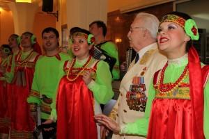 Фольклорный народный ансамбль