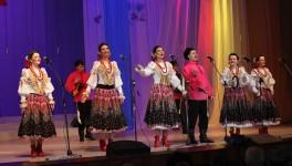 Отчётный концерт 2012