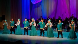 """Юбилейный концерт """"Услада"""" 2014  г. Владимир"""