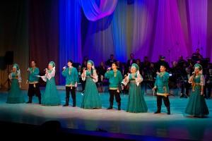 Услада и оркестр народных инструментов