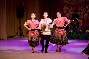 Отчетный концерт Усладики 10 ле